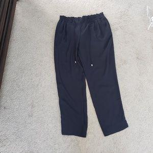 Size L Zara silky flowy pants